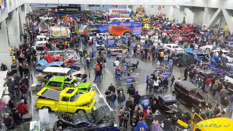 Cavalcade Of Customs >> Cincinnati S Cavalcade Of Customs 2015 Speedbyrd