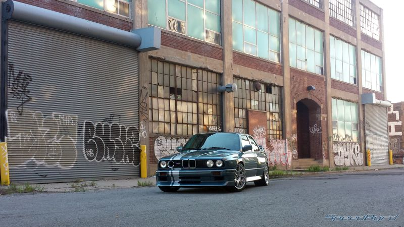 Turning the Lens on Kevin's BMW M3   Speedbyrd